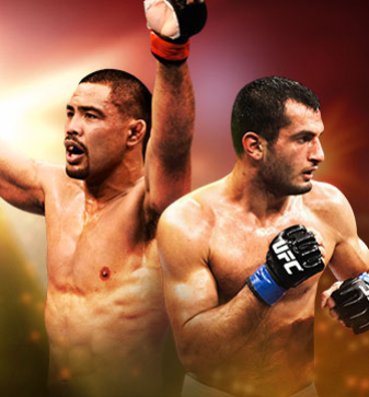 UFC Fight Night Munoz vs. Mousasi En vivo por UFC Network