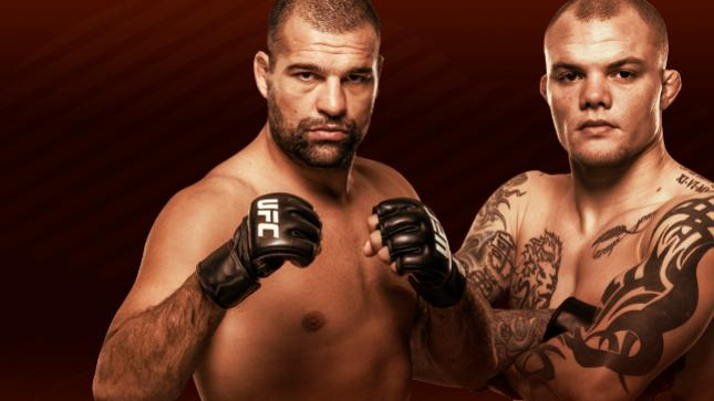 UFC Fight Night Shogun vs Smith Live on BT Sport