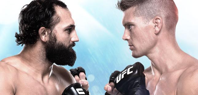 UFC Fight Night Hendricks vs. Thompson Live on FS1