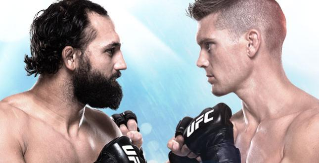 UFC Fight Night Hendricks vs Thompson Kombat Sport