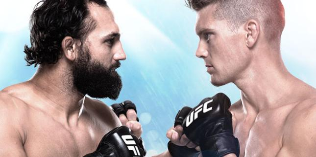 UFC Fight Night Hendricks vs. Thompson UFC FIGHT PASS