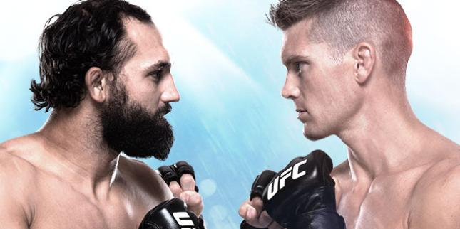 UFC Fight Night Hendricks vs. Thompson Live on TSN 1