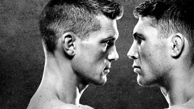 UFC Fight Night Thompson vs Till Live on TSN 5