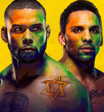 UFC Fight Night Teixeira vs Manuwa Live on FS1
