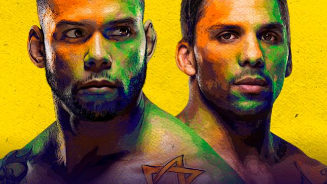 UFC Fight Night Santos vs Anders Live on BT Sport