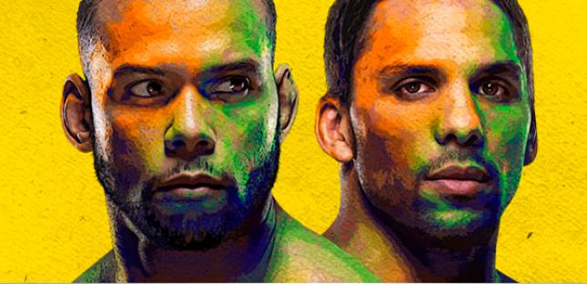 UFC Fight Night Santos vs Anders FOX Sports 2 y FSN