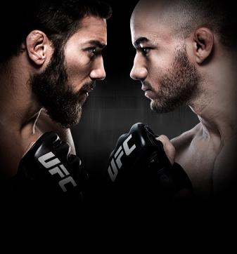 UFC Fight Night Rivera vs Moraes Live on ViaPlay