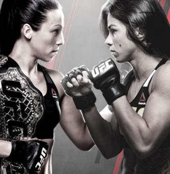 The Ultimate Fighter Finale Team Joanna vs Team Claudia RDS 2