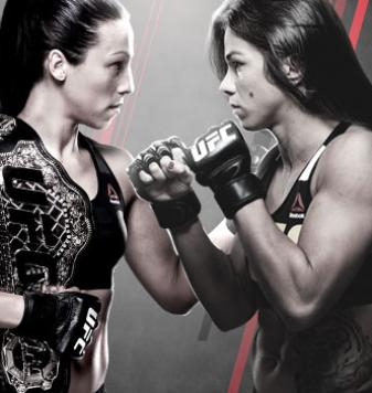 The Ultimate Fighter Finale Team Joanna vs. Team Claudia Viaplay