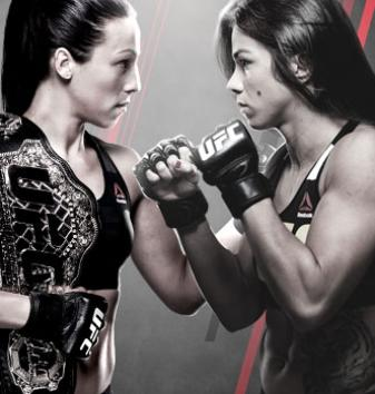 The Ultimate Fighter Finale Team Joanna vs. Team Claudia BT Sport