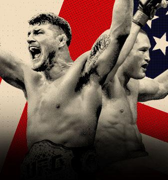 UFC 204 Bisping x Henderson No Combate