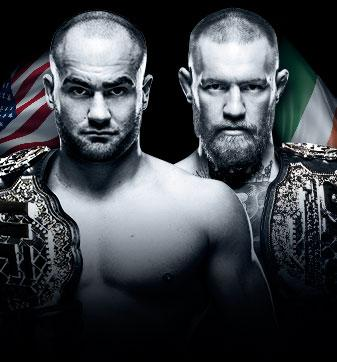 UFC 205 Alvarez vs McGregor Live on BT Sport