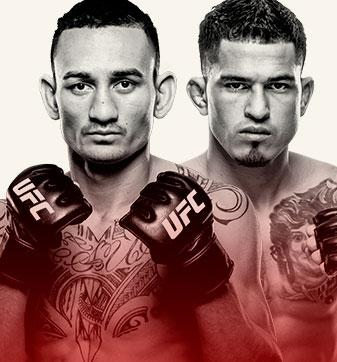 UFC 206 Holloway x Pettis No Combate