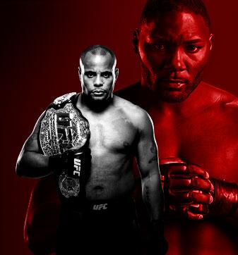 UFC 210 Cormier vs. Johnson 2 Live on Pay-Per-View