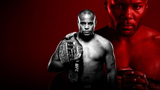UFC 210 Cormier x Johnson 2 No Combate