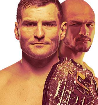 UFC 211 Miocic vs Dos Santos Live on Pay-Per-View