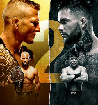UFC 227 Dillashaw vs Garbrandt 2 Live on Pay-Per-View
