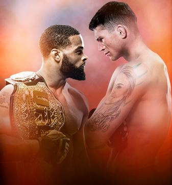 UFC 228 Woodley vs. Till Live on Pay-Per-View