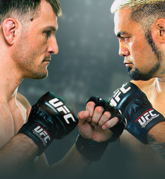 UFC Fight Night Miocic vs. Hunt No Combate