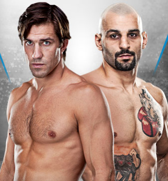 UFC Fight Night Live on Fuel TV Rockhold vs. Philippou