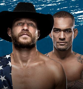 UFC Fight Night Cerrone vs Medeiros Live on FS1