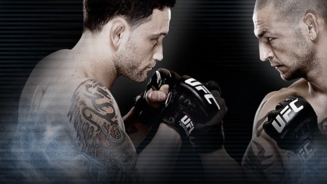 UFC Fight Night Edgar vs Swanson UFC FIGHT PASS