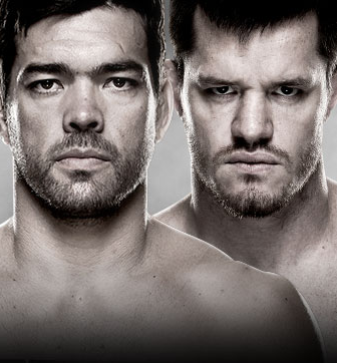 UFC Fight Night Machida x Dollaway no Combate