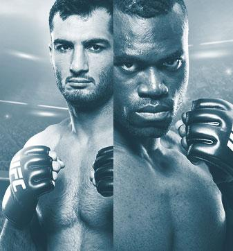 UFC Belfast Mousasi x Hall 2 No Combate