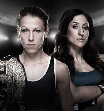 UFC Fight Night Jedrzejczyk vs. Penne UFC FIGHT PASS