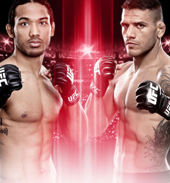 UFC Fight Night Henderson vs Dos Anjos TVA Sports