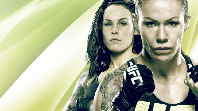 UFC Fight Night Cyborg vs Lansberg Live on FS1