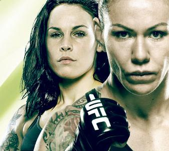 UFC Fight Night Cyborg vs Lansberg Live on BT Sport