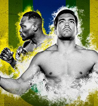 UFC Fight Night Machida vs Brunson Live on FOX Sports 5 & EDGESport & FIGHT PASS