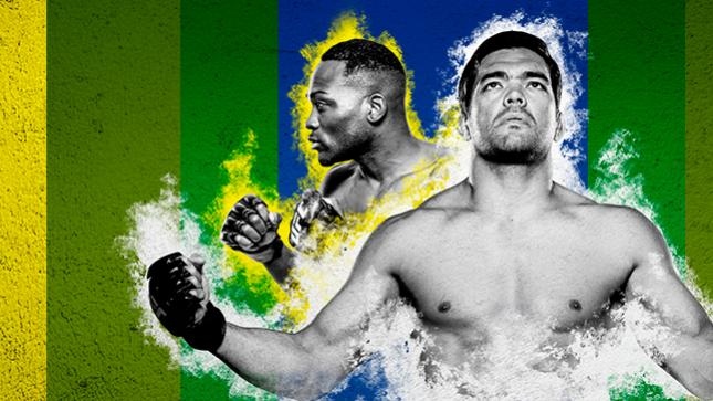 UFC Fight Night Machida vs Brunson Live on Sky Arena