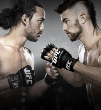 UFC Fight Night Brown vs. Saffiedine FOX Sports 1