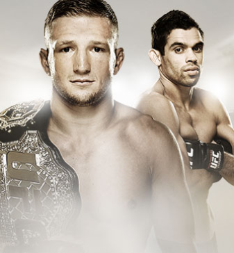 UFC Fight Night Dillashaw vs. Barao 2 UFC Network