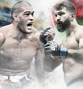 UFC Fight Night Pezão x Arlovski No Combate