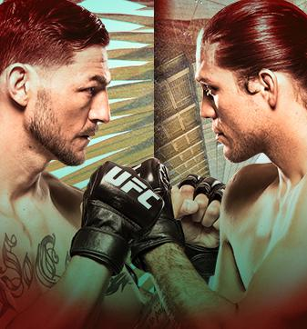 UFC Fight Night Swanson vs Ortega Live on BT Sport