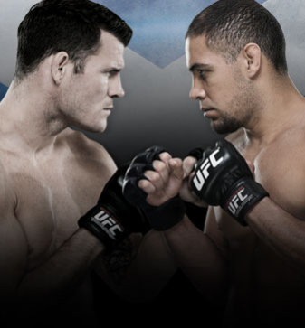UFC Fight Night Bisping vs. Leites BT Sport App