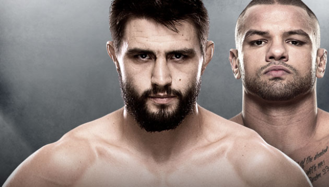 UFC Fight Night Condit vs. Alves FOX Sports 1
