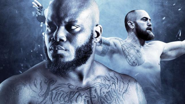 UFC Fight Night Lewis vs Browne UFC Network