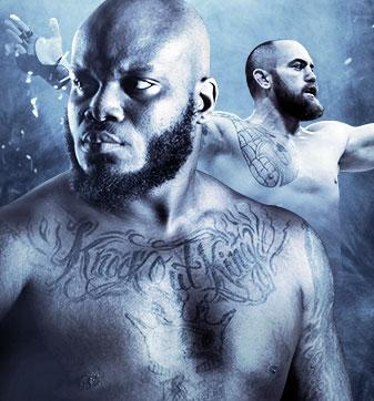UFC Fight Night Lewis vs Browne Live on TSN
