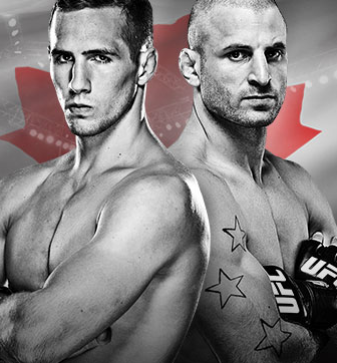 UFC Fight Night TBD vs TBD En direct sur UFC.TV