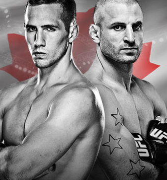 UFC Fight Night MacDonald vs Saffiedine En direct sur TVA Sports