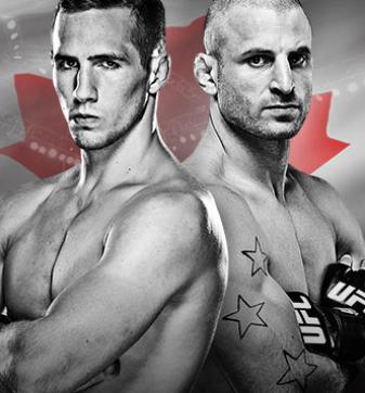 UFC Fight Night MacDonald vs. Saffiedine Sportsnet 360