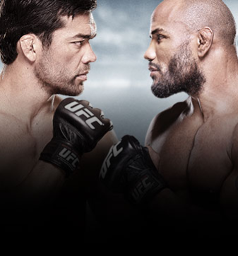 UFC Fight Night Machida vs. Romero RDS