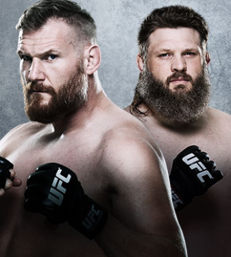 UFC Fight Night Nelson vs. Barnett BT Sport 1