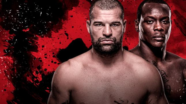 UFC Fight Night Shogun vs Saint Preux 2 Live on TSN 2 and RDS 2