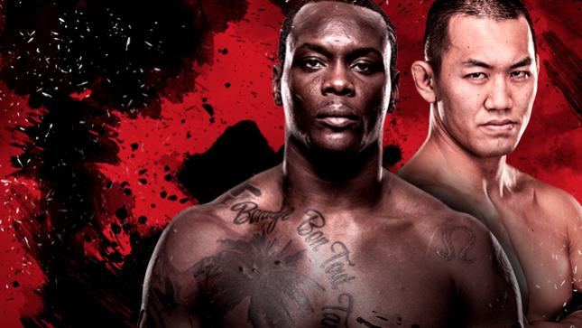 UFC Fight Night Saint Preux vs Okami En direct sur SFR Sport 5