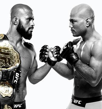 UFC Fight Night Johnson vs Reis Live on ViaPlay